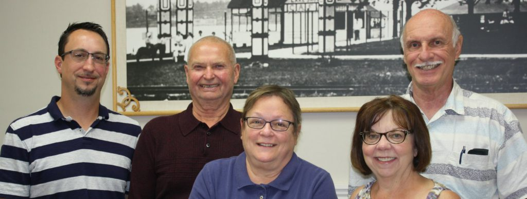 Friends Board Members - August 6, 2015