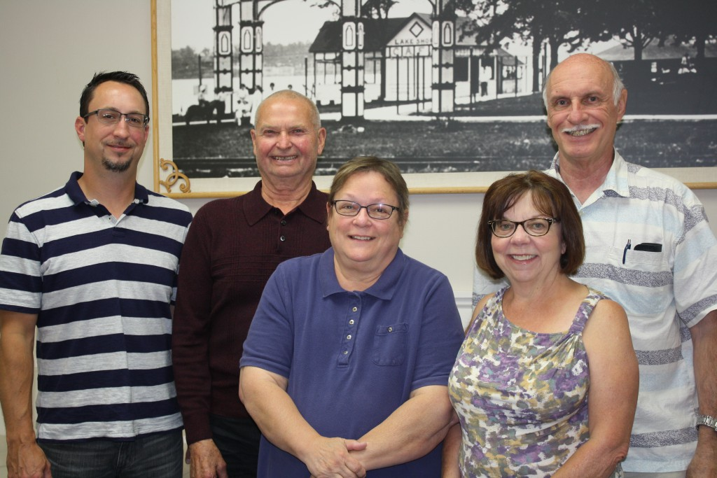 Friends of the Library Board 2015 - 2016