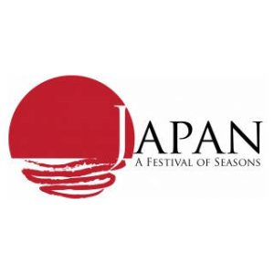 Japan, a Festival of Seasons Logo