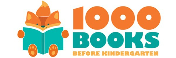 100 Books Before Kindergarten - Logo