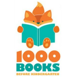 1000 Books Before Kindergarten - Logo