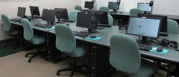 Orion Library Computer Lab
