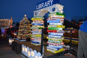 Orion Area Lighted Parade