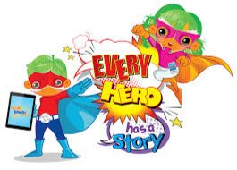 Every Hero has a Story - 2015 Summer Reading