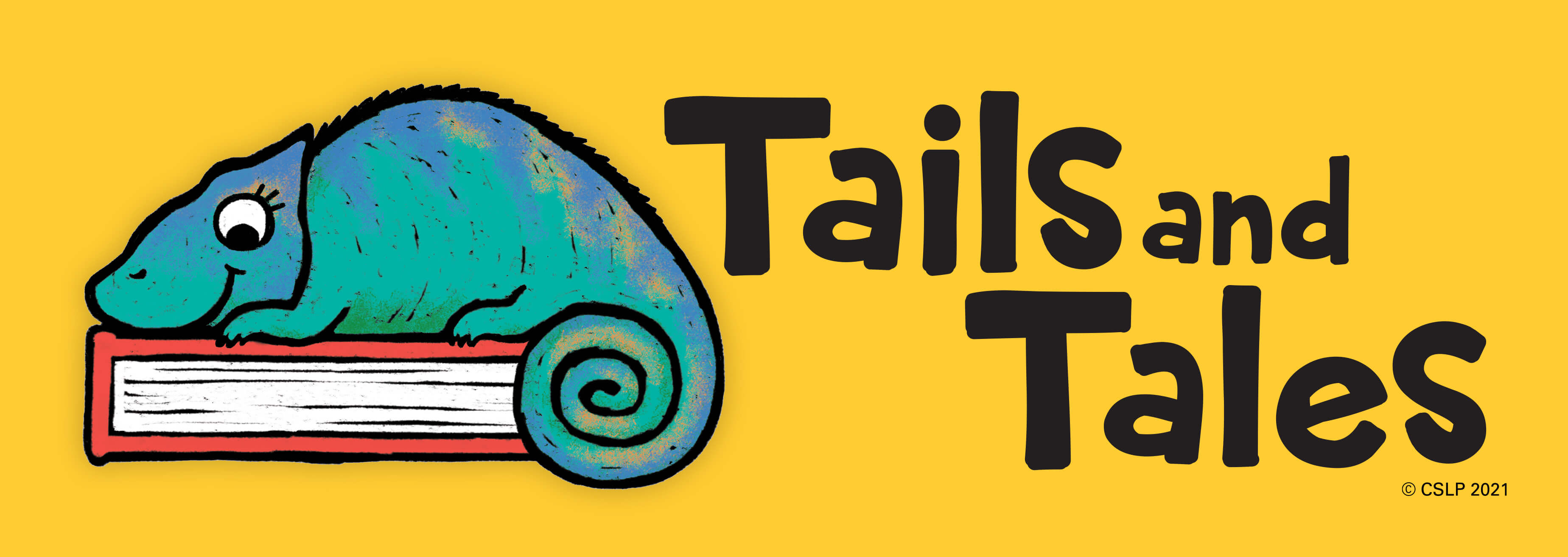 Summer Reading 2021 - Tails and Tales