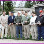 Volunteer Maintenance Awardees - 2010