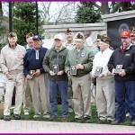 Volunteer Maintenance Awardees - 2010