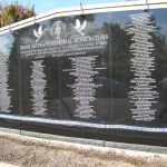 Orion Veterans Benefactors Wall
