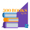 500 Books Before 5th - Logo