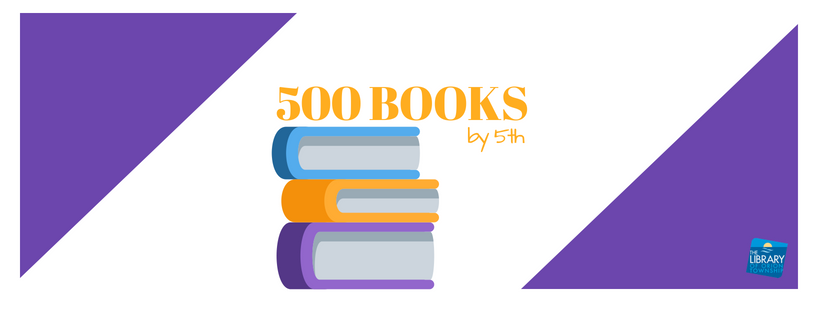500 Books by 5th - Logo