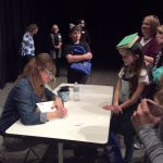 Alison DeCamp Signing