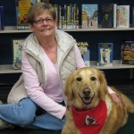 Doggone Readers Maggie