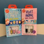 Glitter Party Nail Studio / Velvet Animal Nail Studio