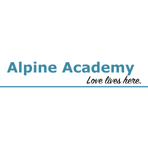 Alpine Academy: Love Lives Here - Logo