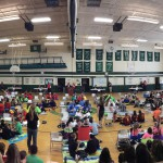2016 Battle of the Books - Competition Panorama