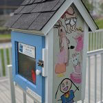 Little Library at Children