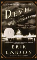 Devil in the White City - cover img