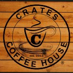 Crates Coffee House - Logo