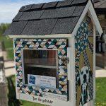 Little Library at Orion Oaks Dog Park