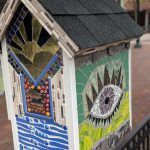 Little Library at the Downtown Parklet