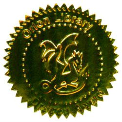 Dragon Award Seal