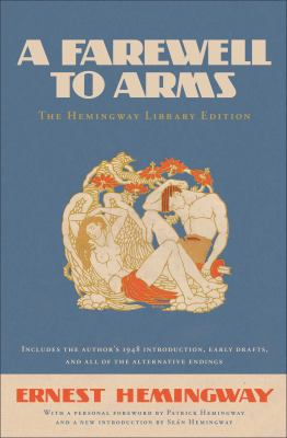 A Farewell to Arms - Cover Img