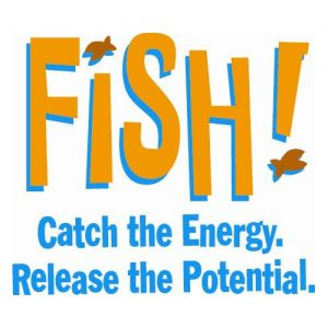 FISH Philosophy - logo