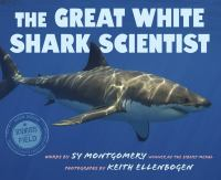 Great White Shark Scientist - cover image