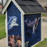 Little Library at Green's Park