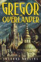 Gregor the Overlander - Cover Image