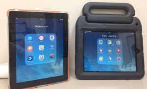 ipads available for use at the Orion Township Public Library