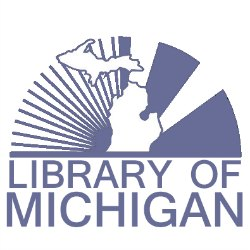 Library of Michigan - Logo