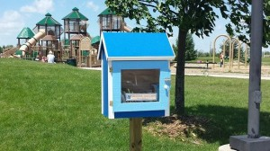 Little Library at Friendship Park