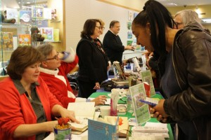 December - The Giving Season Local Author Fair