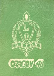Cover of the 1946 Dragon - Lake Orion High School Yearbook