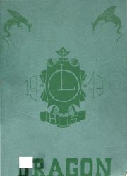 Cover of the 1949 Dragon - Lake Orion High School Yearbook