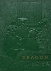 Cover of the 1950 Dragon - Lake Orion High School Yearbook
