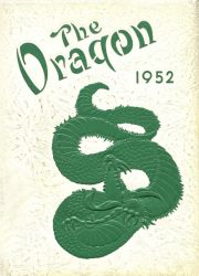 Cover of the 1952 Dragon - Lake Orion High School Yearbook