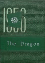Cover of the 1956 Dragon - Lake Orion High School Yearbook