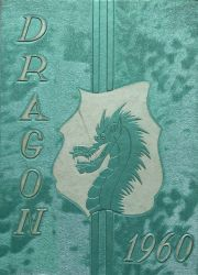 Cover of the 1960 Dragon - Lake Orion High School Yearbook