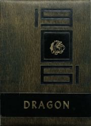 Cover of the 1961 Dragon - Lake Orion High School Yearbook