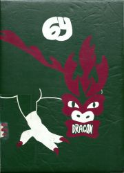 Cover of the 1964 Dragon - Lake Orion High School Yearbook