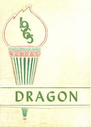 Cover of the 1965 Dragon - Lake Orion High School Yearbook