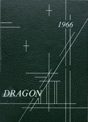 Cover of the 1966 Dragon - Lake Orion High School Yearbook