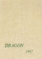 Cover of the 1967 Dragon - Lake Orion High School Yearbook