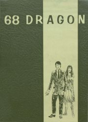 Cover of the 1968 Dragon - Lake Orion High School Yearbook