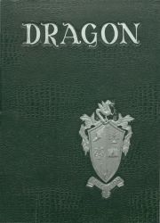 Cover of the 1969 Dragon - Lake Orion High School Yearbook