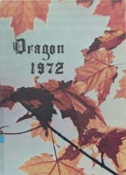 Cover of the 1972 Dragon - Lake Orion High School Yearbook