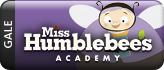 Miss Humblebee's Academy - Logo
