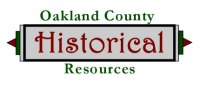 Oakland County Historical Resources